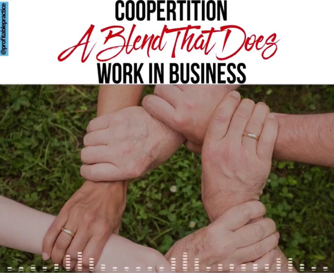 Co-Opertition – A Blend That Does Work In Business