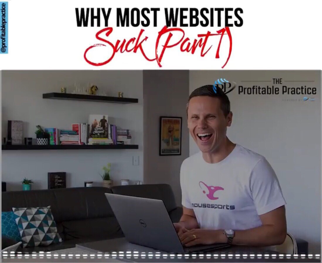 Why Most Websites Suck With Peve Kvist Part 1