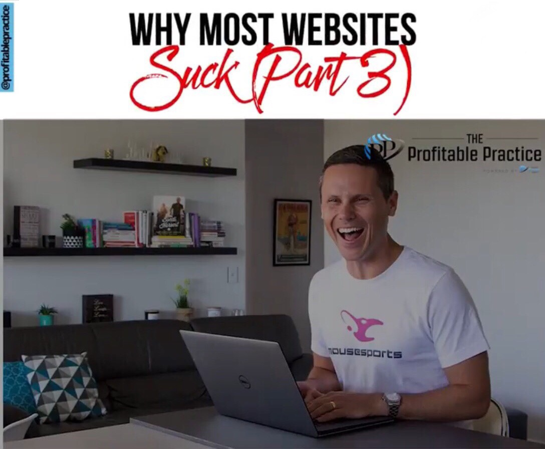Why Most Websites Suck With Peve Kvist Part 3