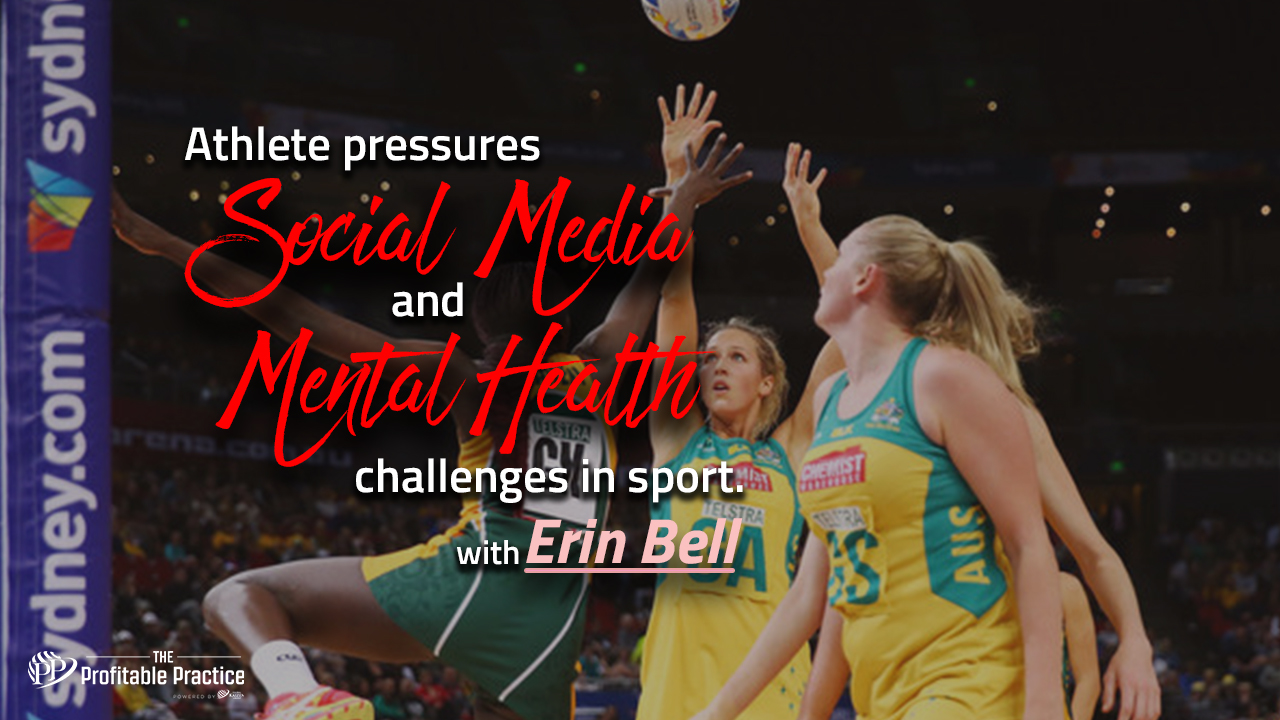 Athlete pressures, social media and mental health challenges in sport