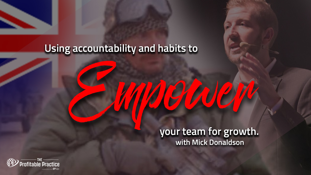 Using accountability and habits to empower your team for growth