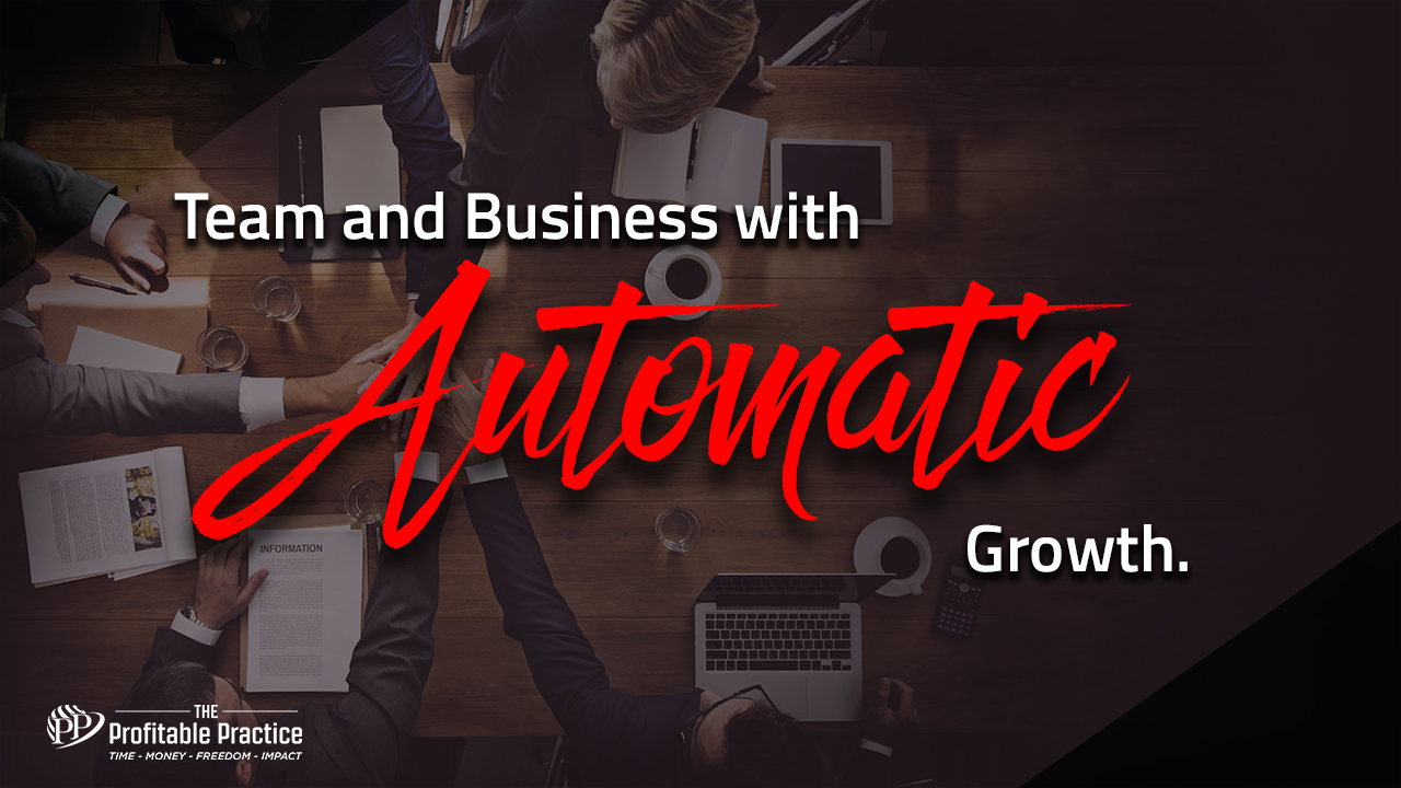 Team and Business with Automatic Growth